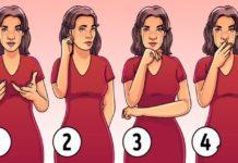 Тест на язык тела: что женщина скрывает от вас?