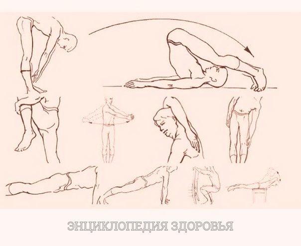 гимнастика кардиохирурга Амосова
