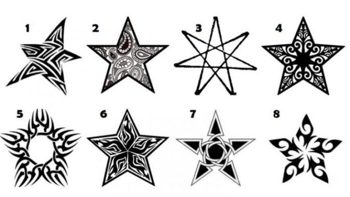 Выберите звезду, чтобы узнать о вашей текущей ситуации